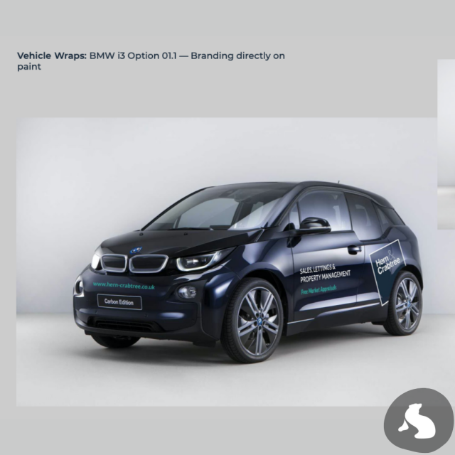 BMW Graphic Design