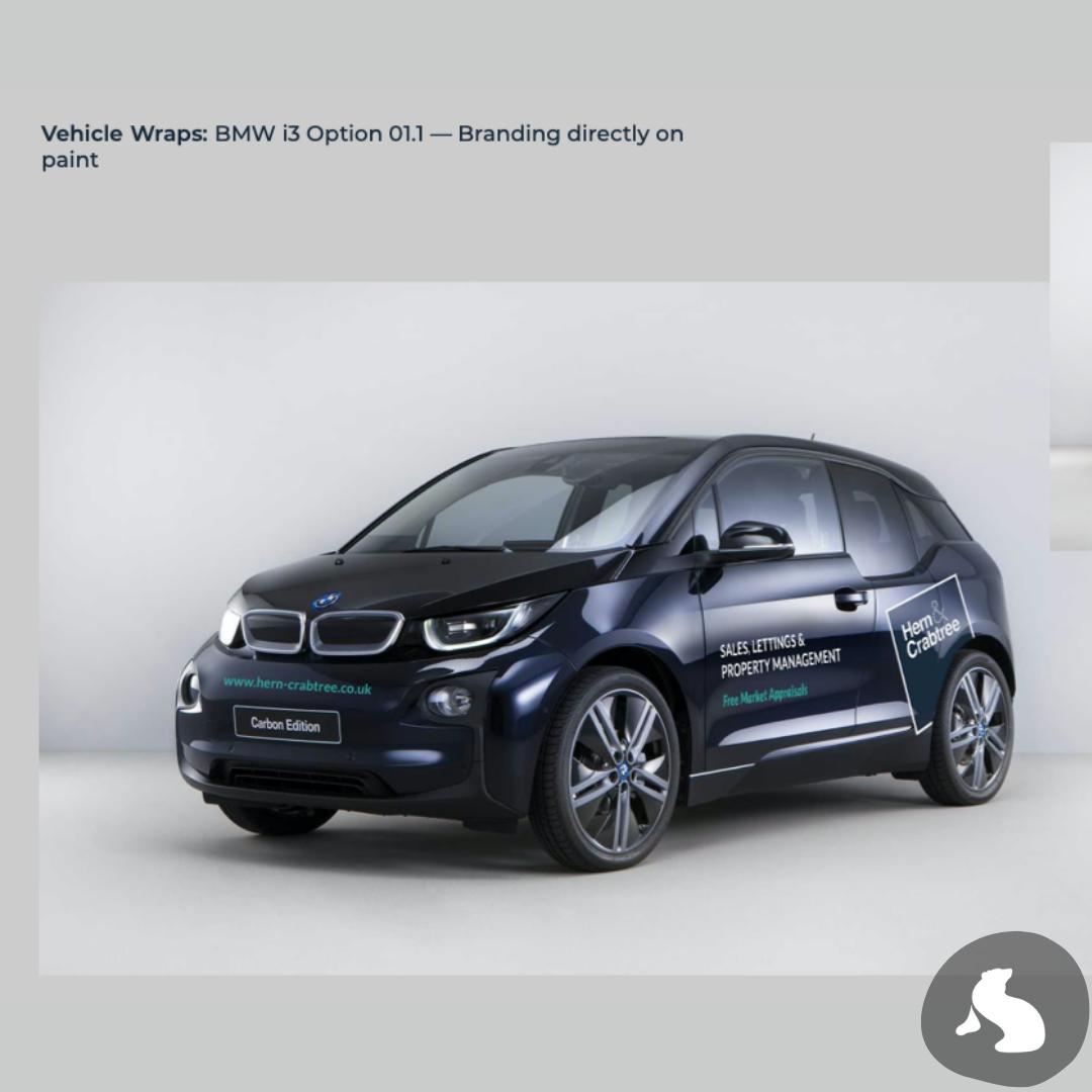 BMW Graphic Design